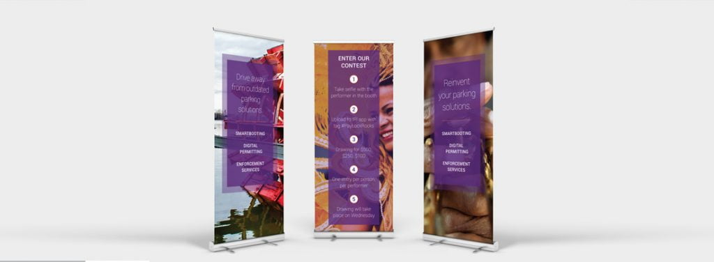 Benefits of Portable Trade Show Displays