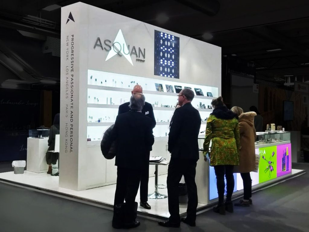 Trade show booth design companies
