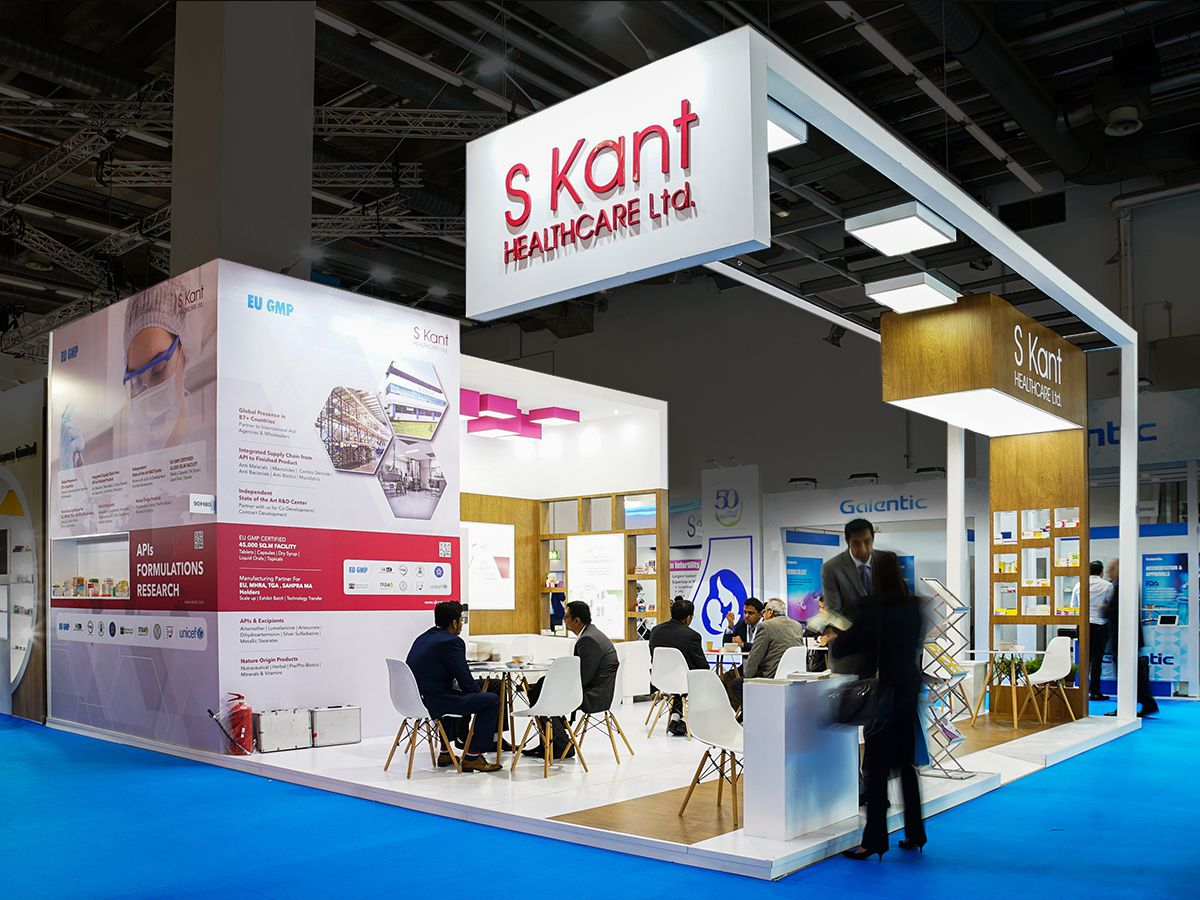Exhibition stand designers, Portable design stands, Trade show design, Stall Fabrication, Exhibition contactors