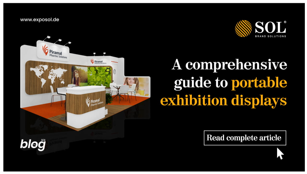 Portable Exhibition Displays: A Buyer's Guide
