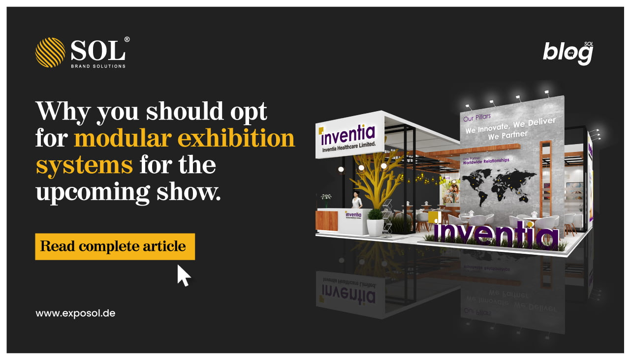 Importance of Modular Exhibition Systems in the Field of Exhibits