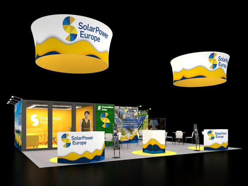 Trade show design