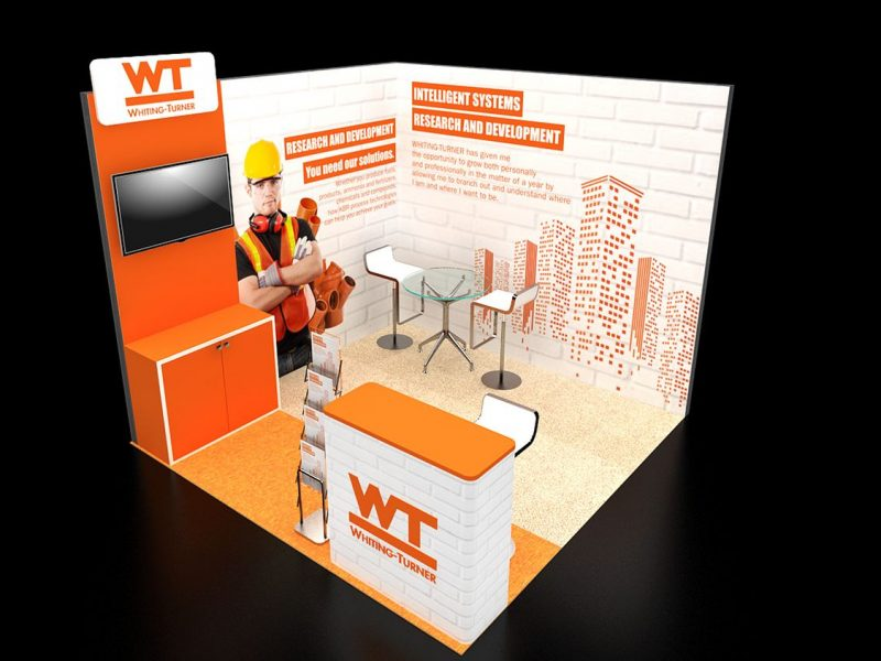 Convention Booth