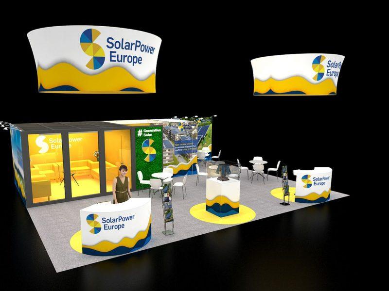 Exhibition stand designers