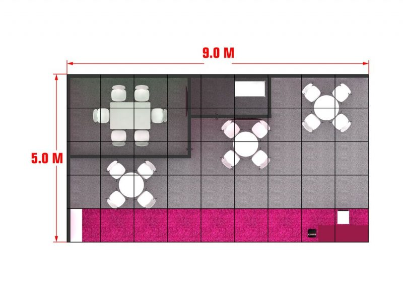 Messestand Design
